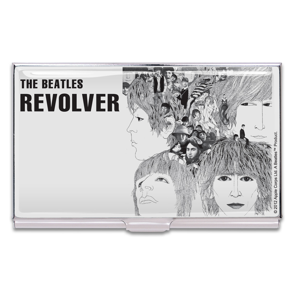 Shop REVOLVER Business Card Case by The Beatles (#ZREBEA07BC