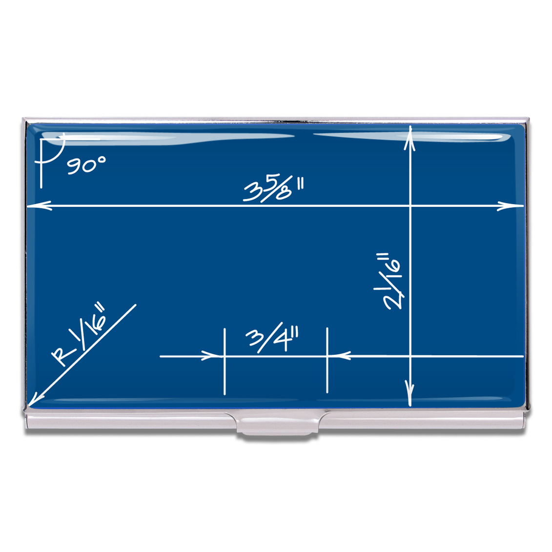 Shop blueprint business card case by constantin boym ccb01bc on blueprint business card case malvernweather