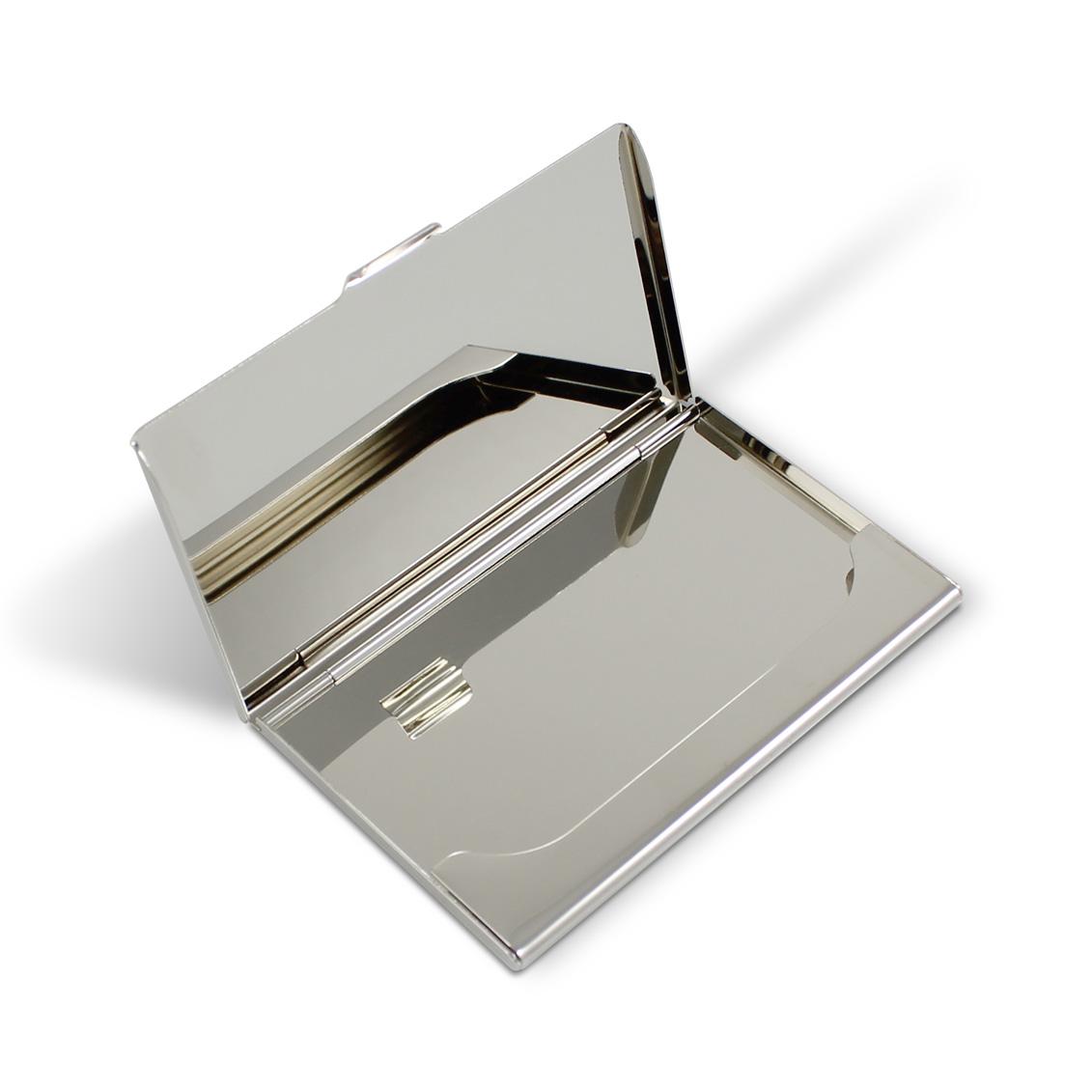 Shop le modulor figure business card case by le for Business cards holder case