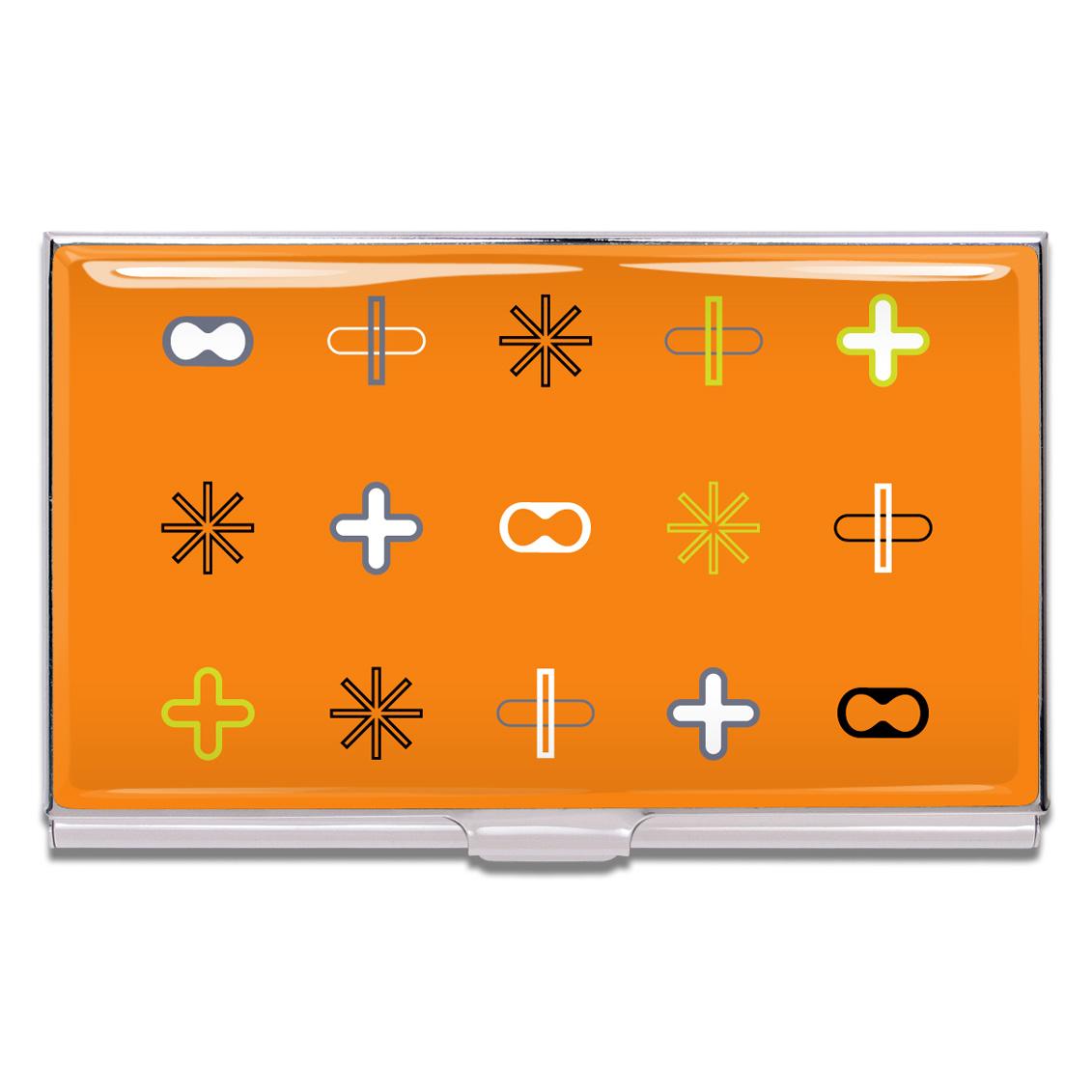 Shop orange business card case by karim rashid ckr02bc on acme studio orange business card case colourmoves