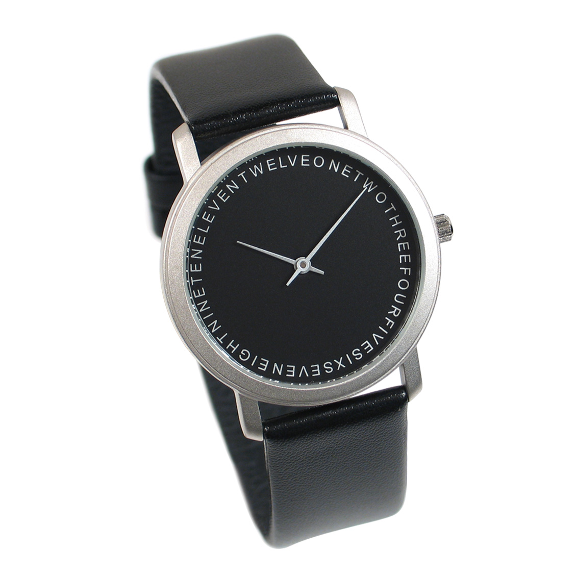 Shop WORDS Wrist Watch by Lanning Stern (#QLS01W) on ACME ...